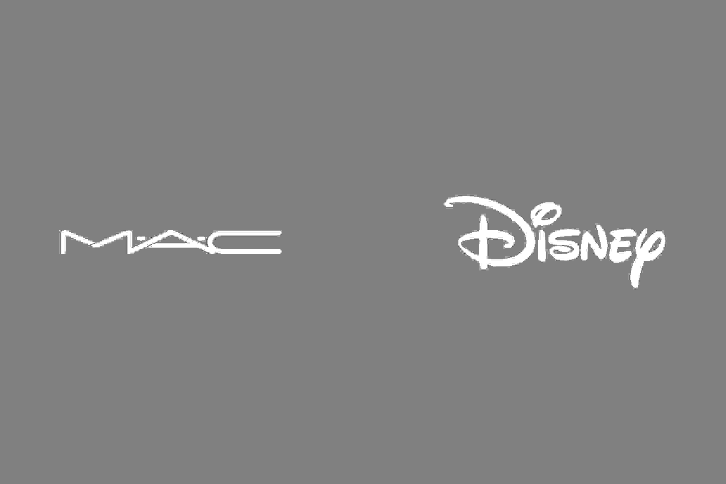 Mac and Disney logo side by side